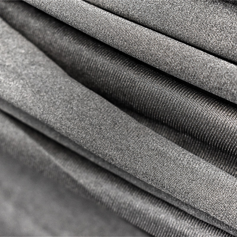 Silver fiber conductive cloth silver fiber radiation shielding cloth silver fiber shielding cloth